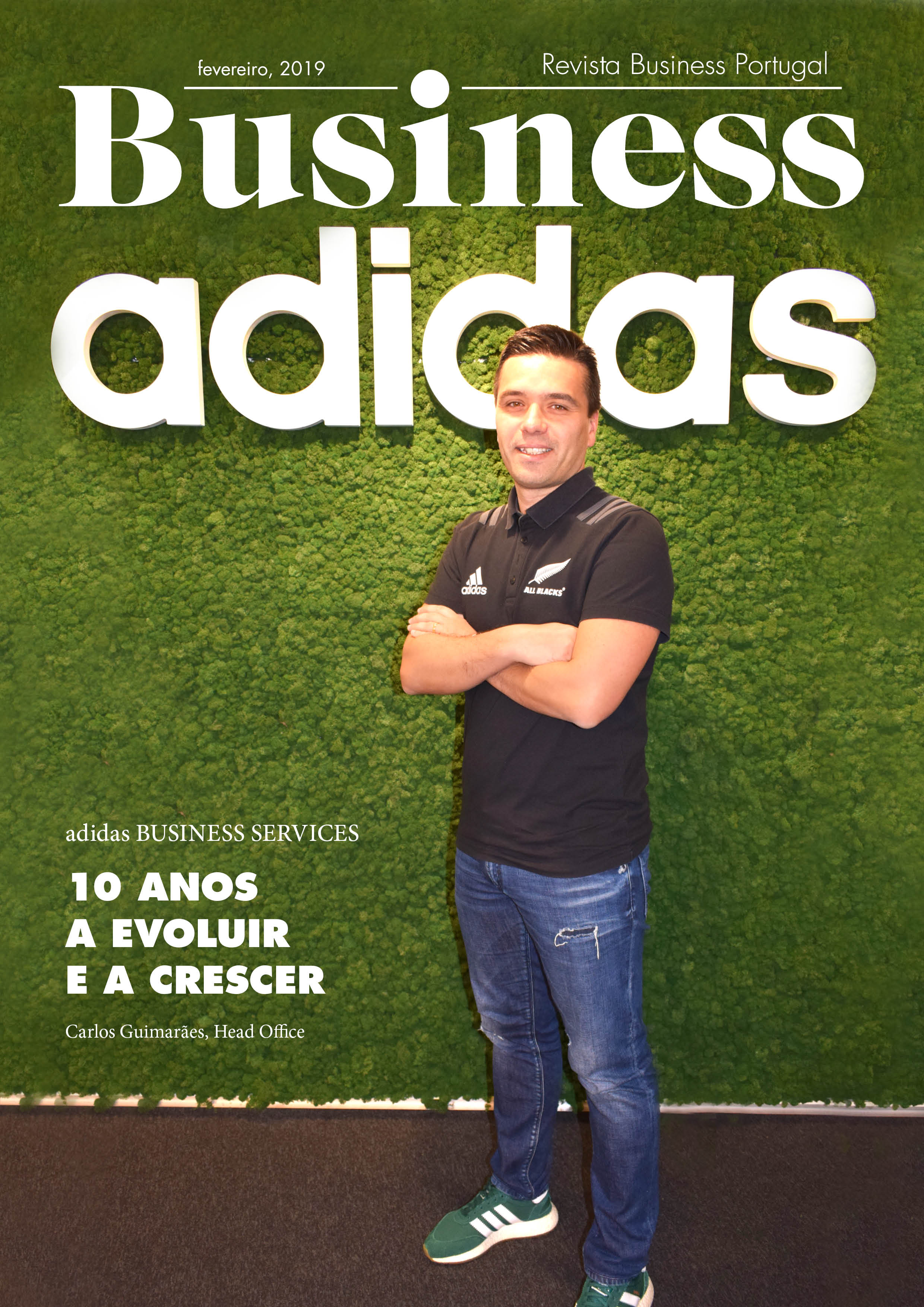 adidas Business Services