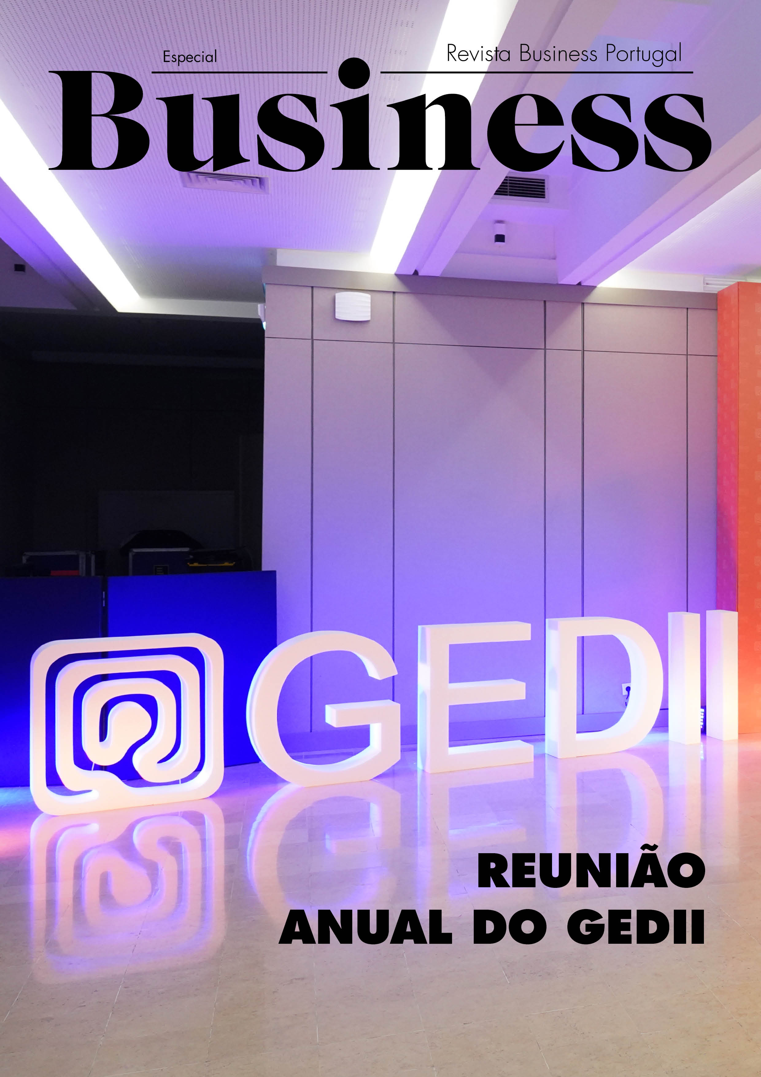Reunião Anual do Gedii
