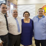 José Manuel, José Neves, Ana Neves e João Pedro