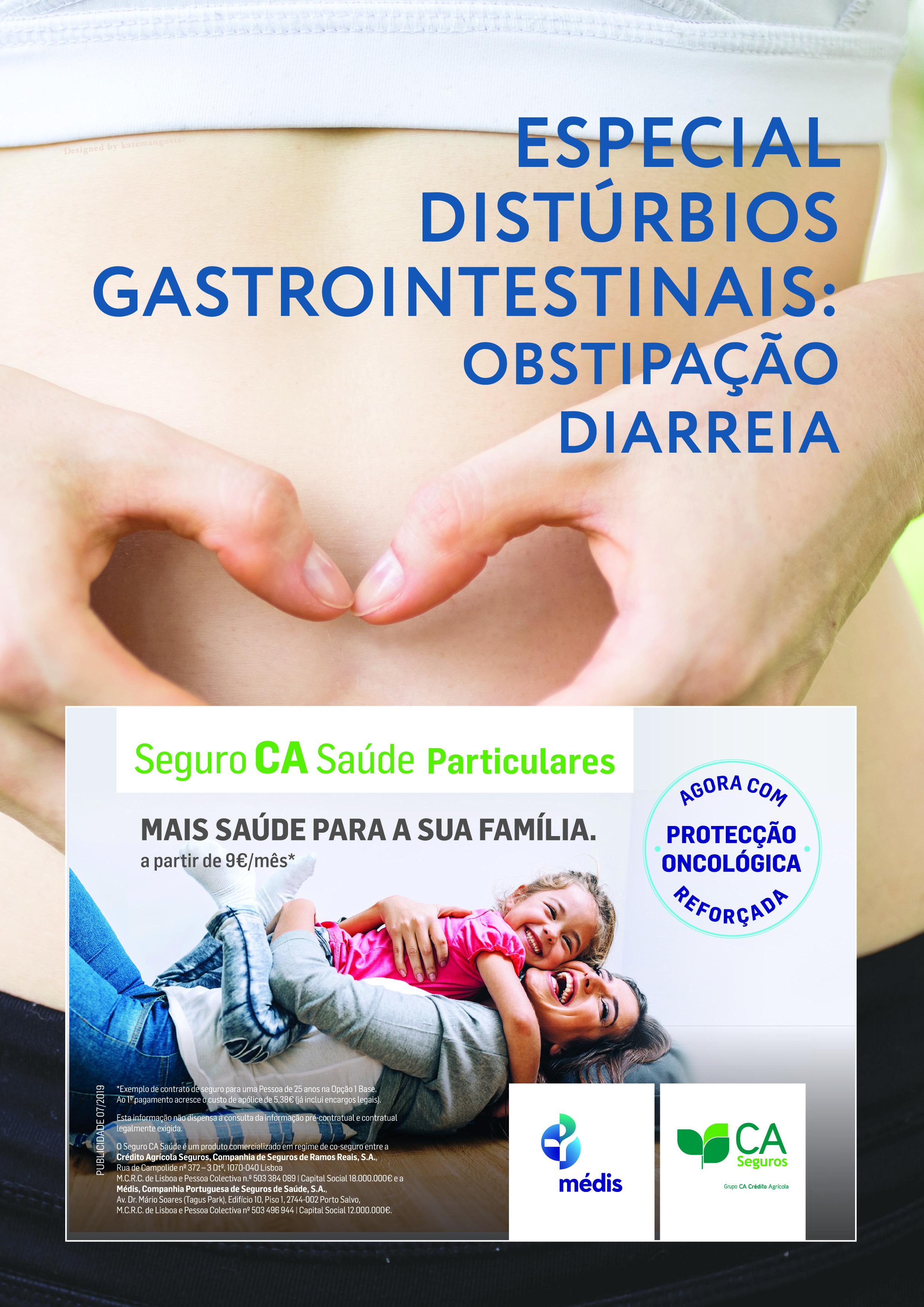 Especial Distúrbios Gastrointestinais