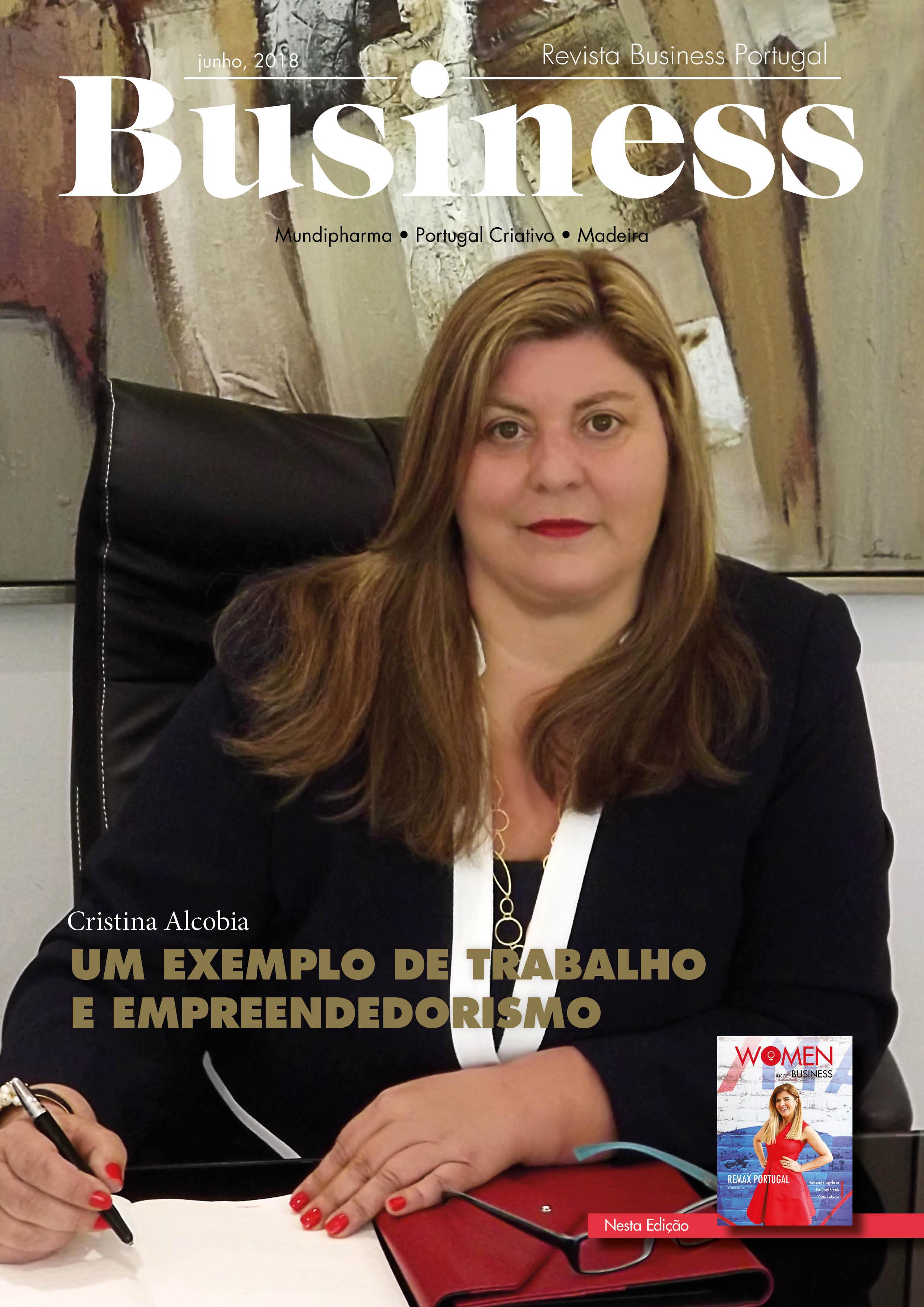 Cristina Alcobia