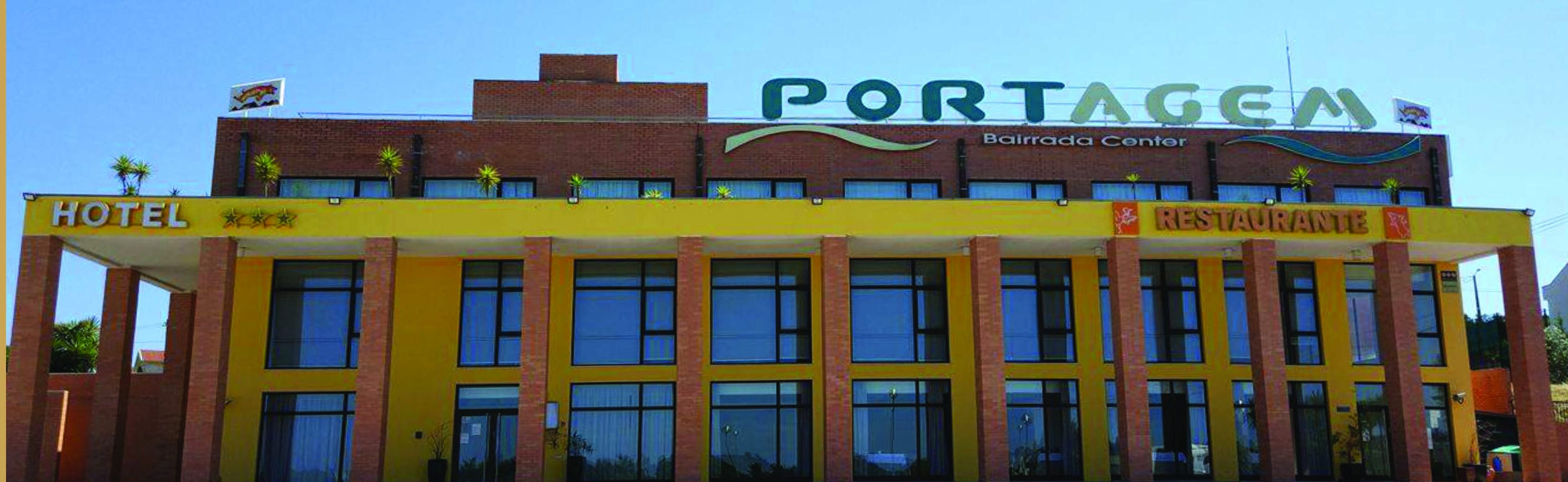 Portagem Bairrada center
