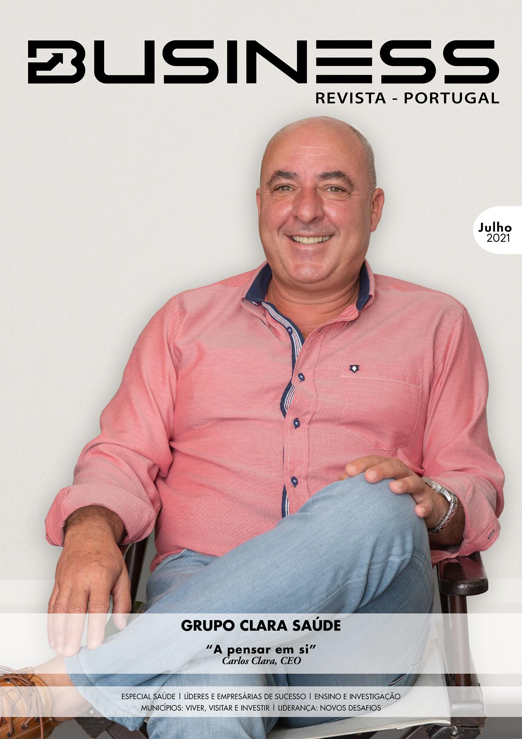 Carlos Clara - Grupo Clara Saúde